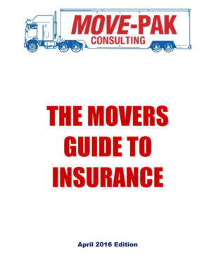 The Movers Guide to Insurance